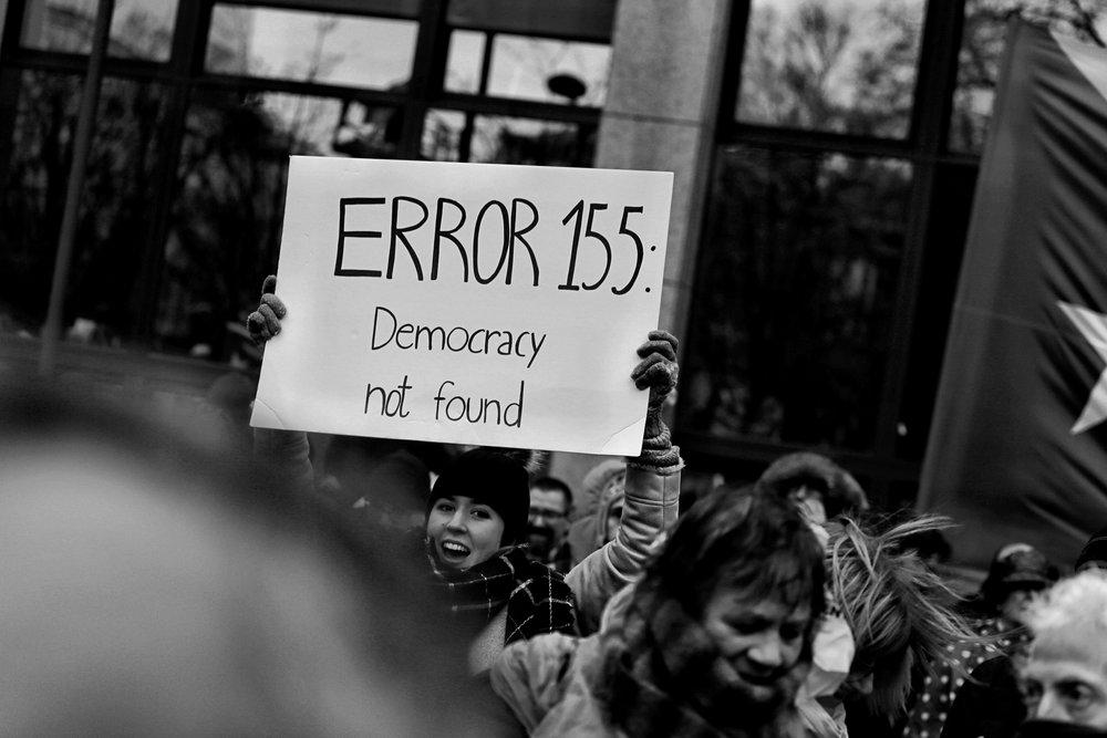 Data and Democracy -
