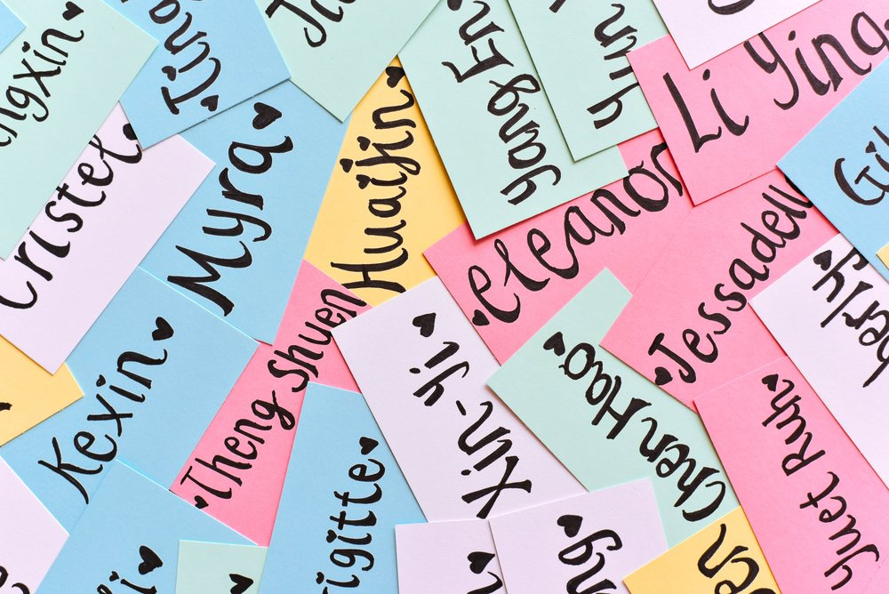 What's in a name? -