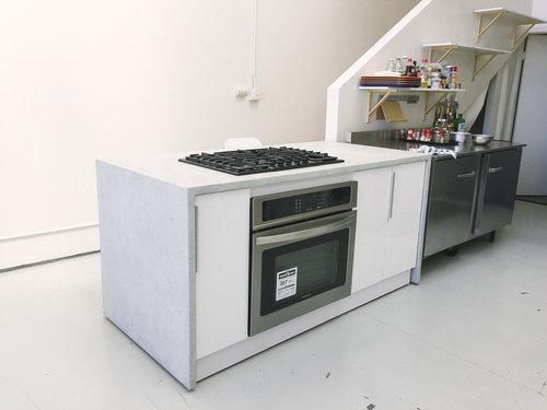 New Working Kitchen Set North Light Loft