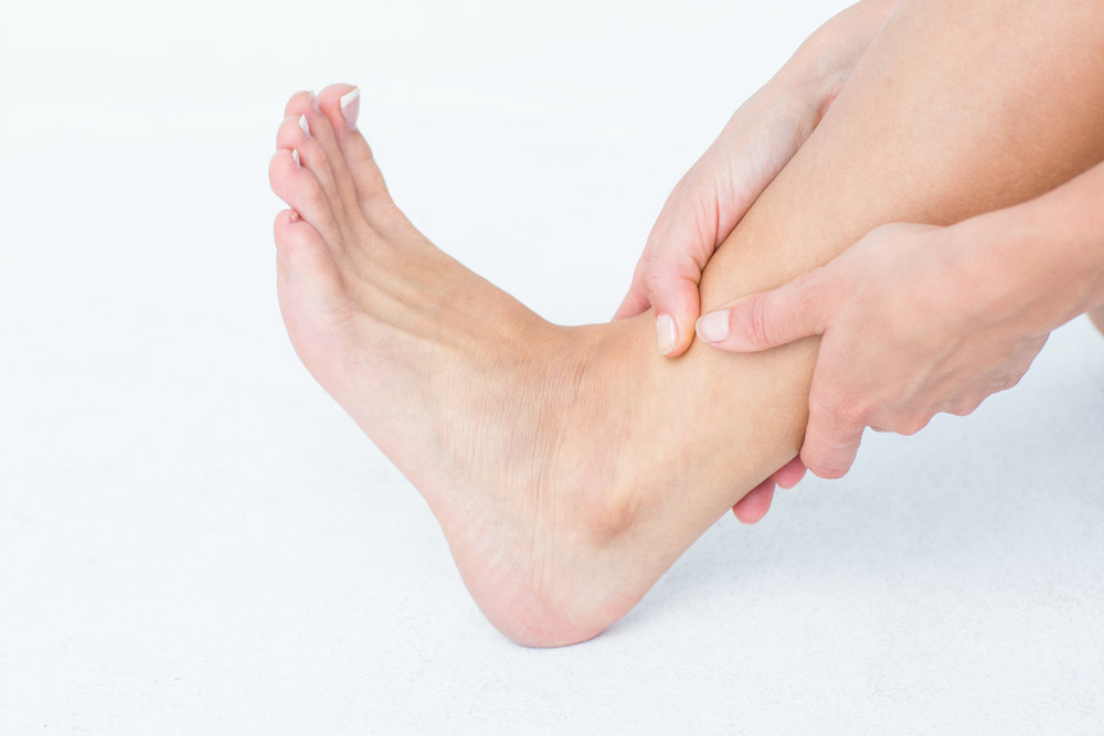 Ankle Sprains -