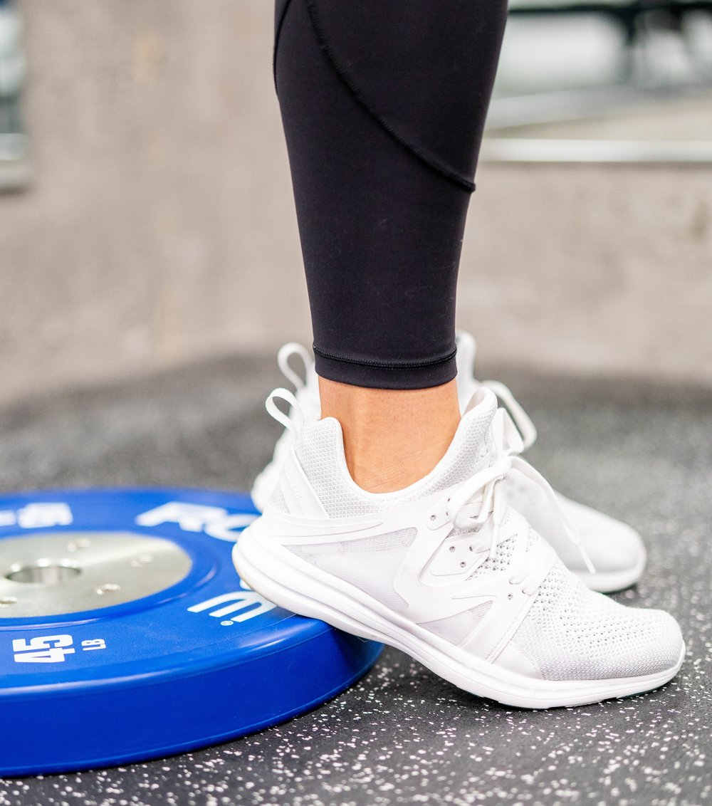 Which shoes are right for your workout? - HERE's a quick breakdown of key differences between training, weight lifting and running shoes