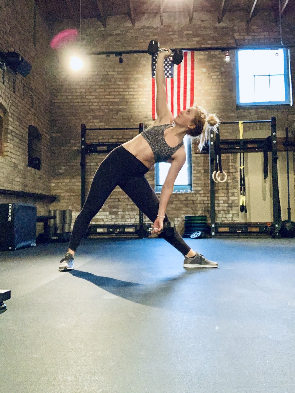 Standing Core Workout - …bye bye boring crunches!