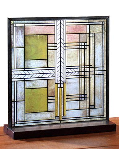 Frank Lloyd Wright, Willits House Stained Glass
