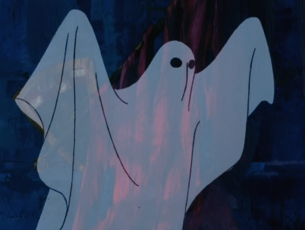 Ghost from  Hassle in the Castle,  Scooby-Doo, Where Are You?