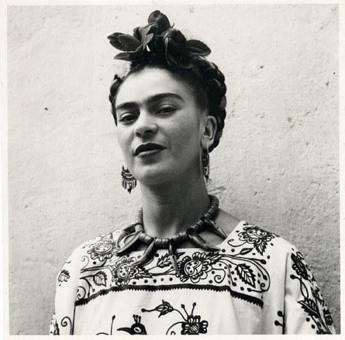 Photograph of Frida Kahlo