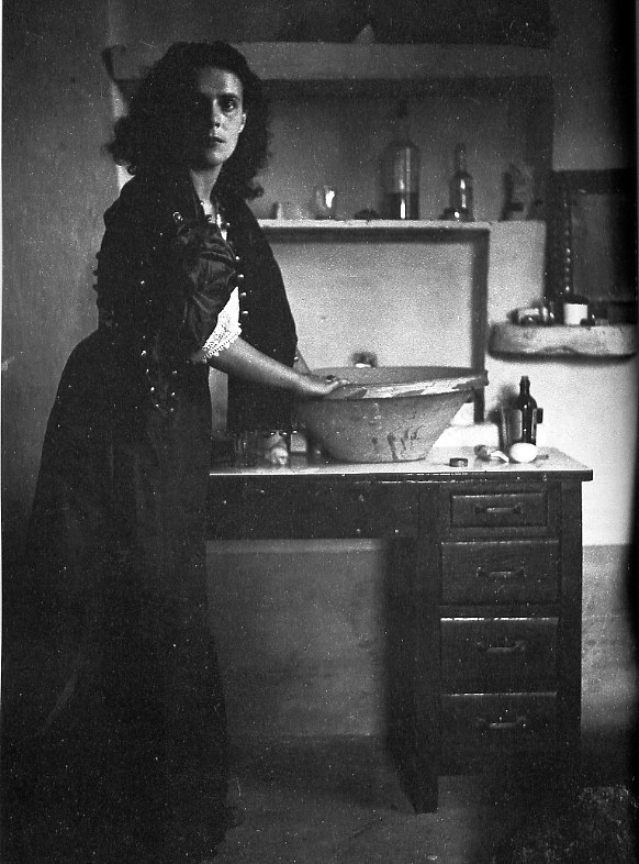 Photograph of Leonora Carrington