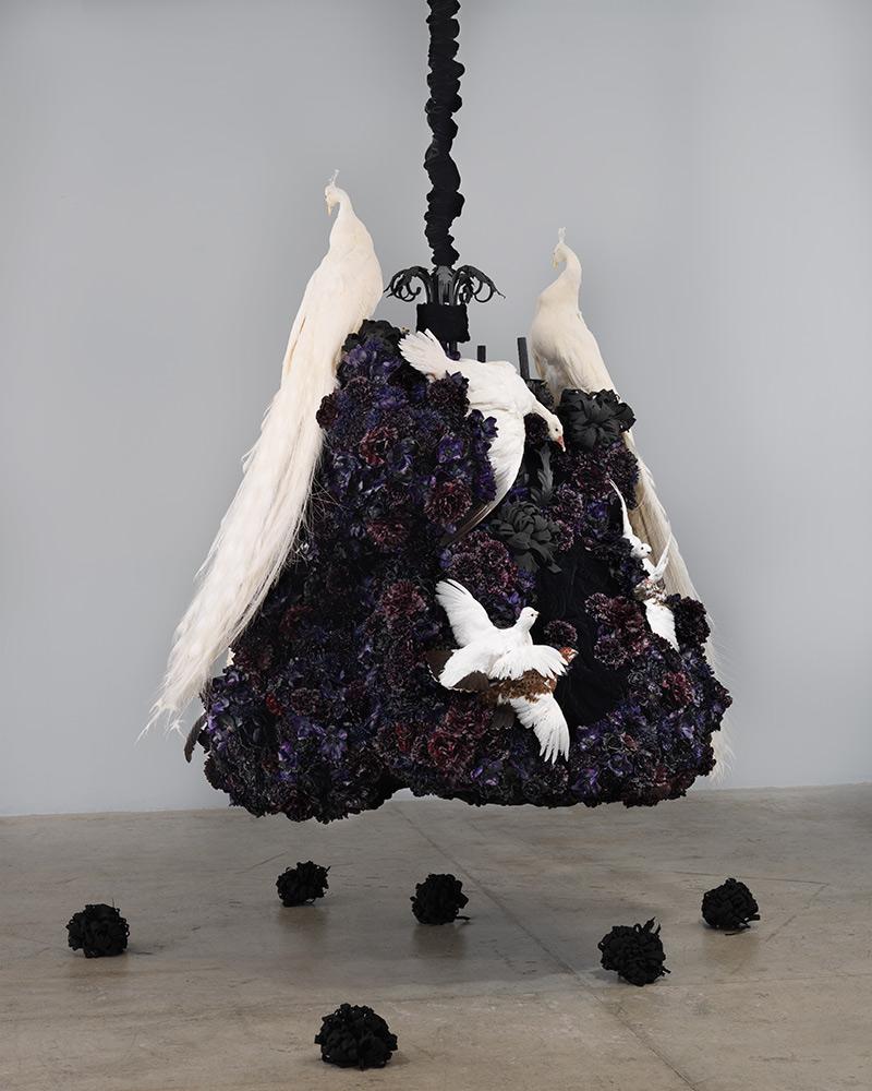 Petah Coyne,  Untitled #1375 (No Reason Except Love)