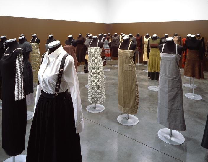 Andrea Zittel,  A-Z Uniforms 1991-2000 , 2004
