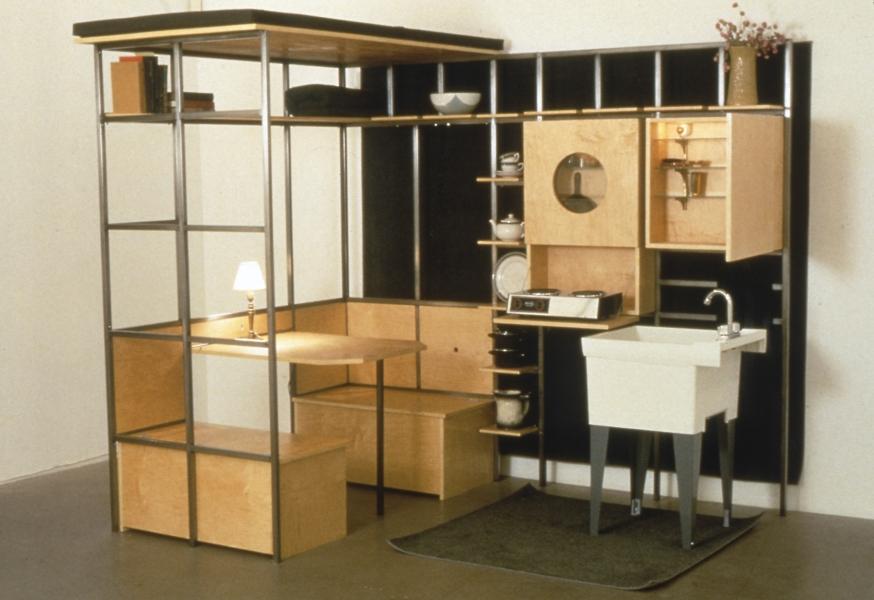 Andrea Zittel,  A-Z Management & Maintenance Unite, Model 003