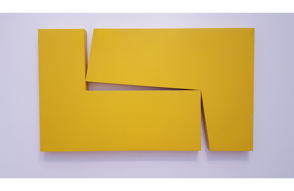 Carmen Herrera  Line of Sight