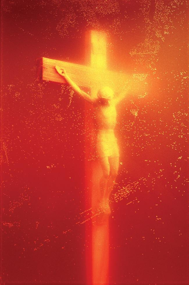 The Immersion  aka Piss Christ By Andres Serrano