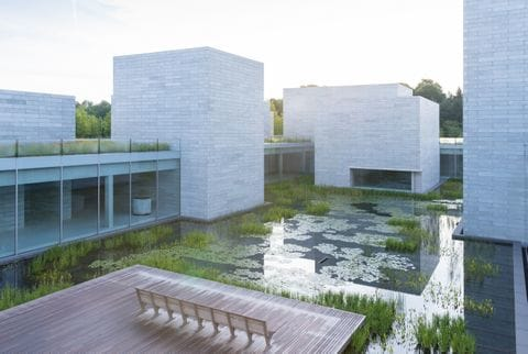 The Glenstone in Potomac, Maryland