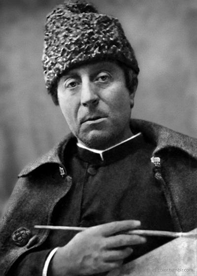 Photo of Paul Gauguin