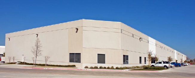 Warehouse Office Space in Carrollton