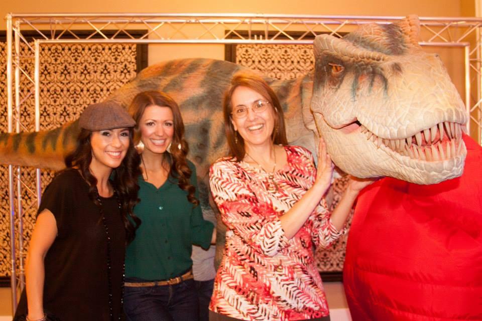 Dino Company Party