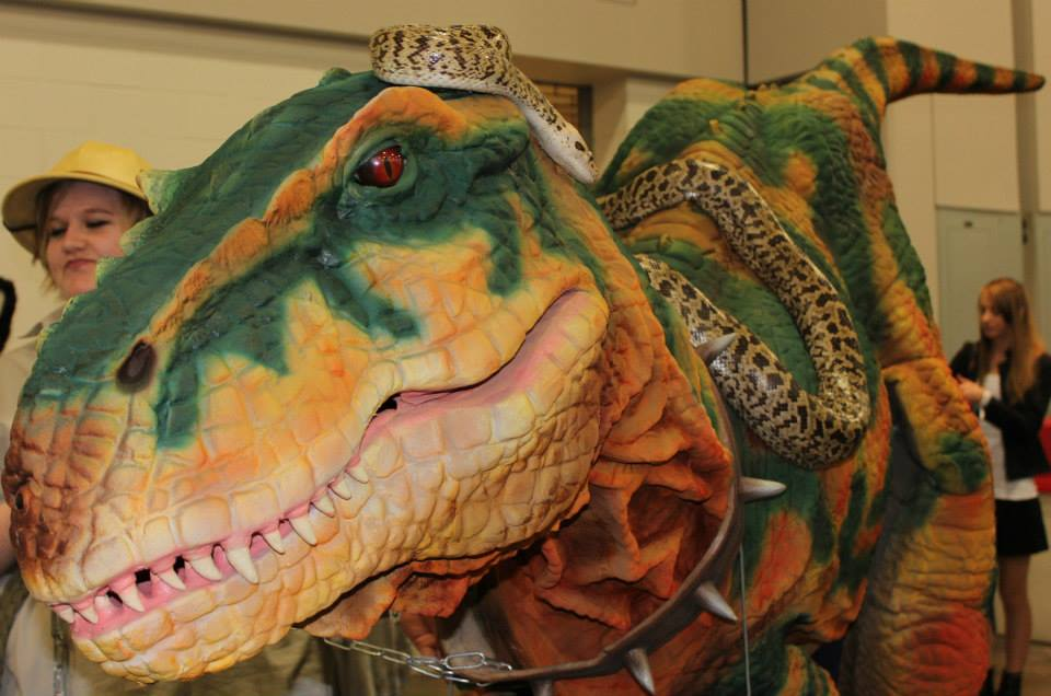 Dino Snake