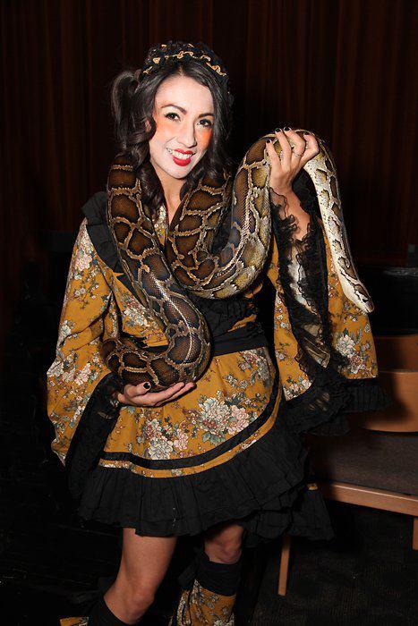 Hire Snake Handler