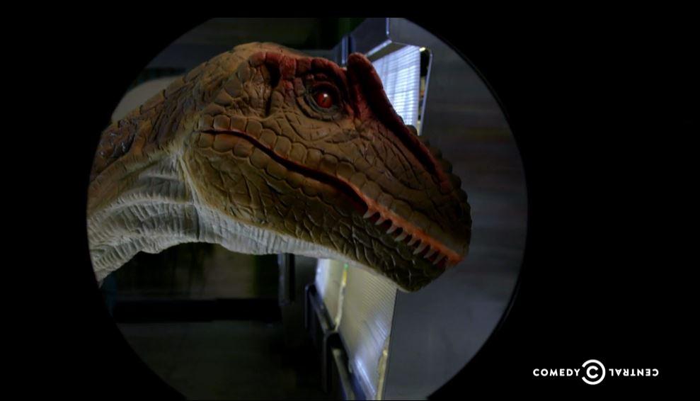 Workaholics Dinosaurs - Jurassic Park