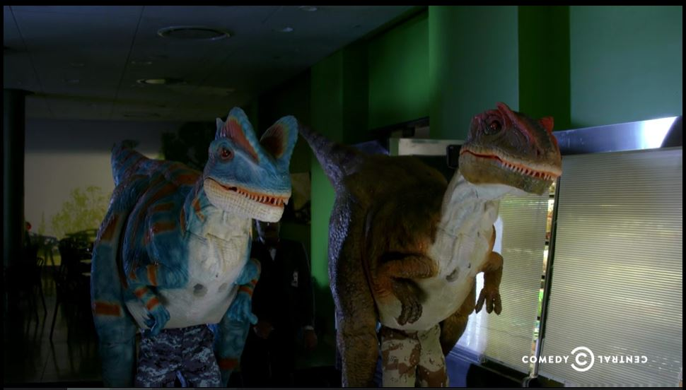 Workaholics Dinosaurs 3