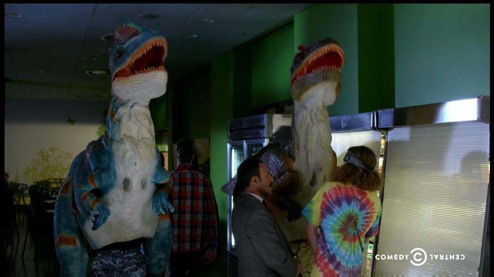 Brian Henson Dinosaurs
