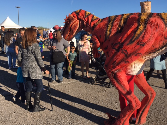 Dinosaur Events Las Vegas