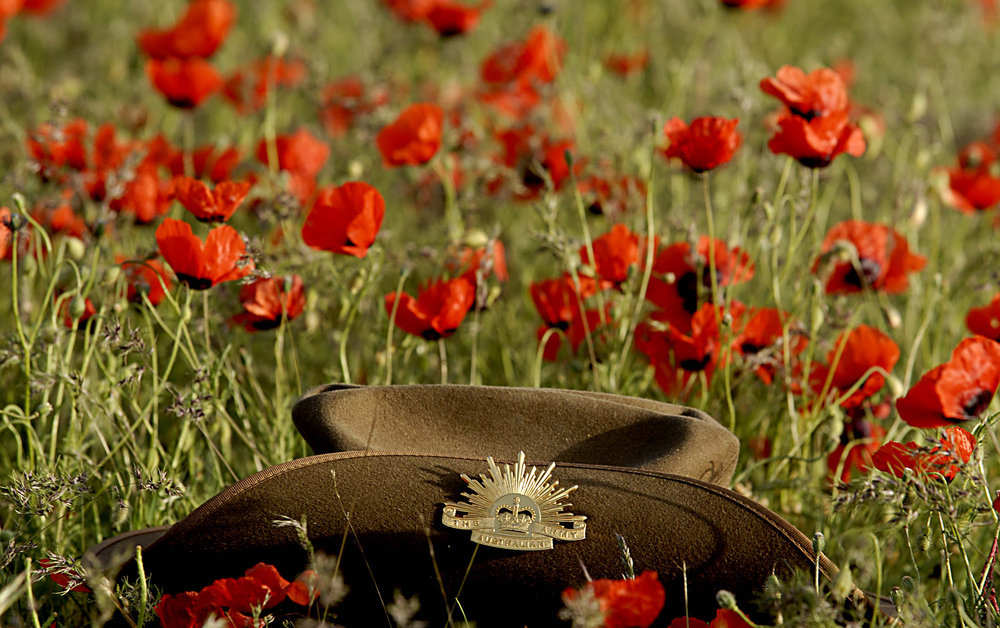 April - ANZAC Day