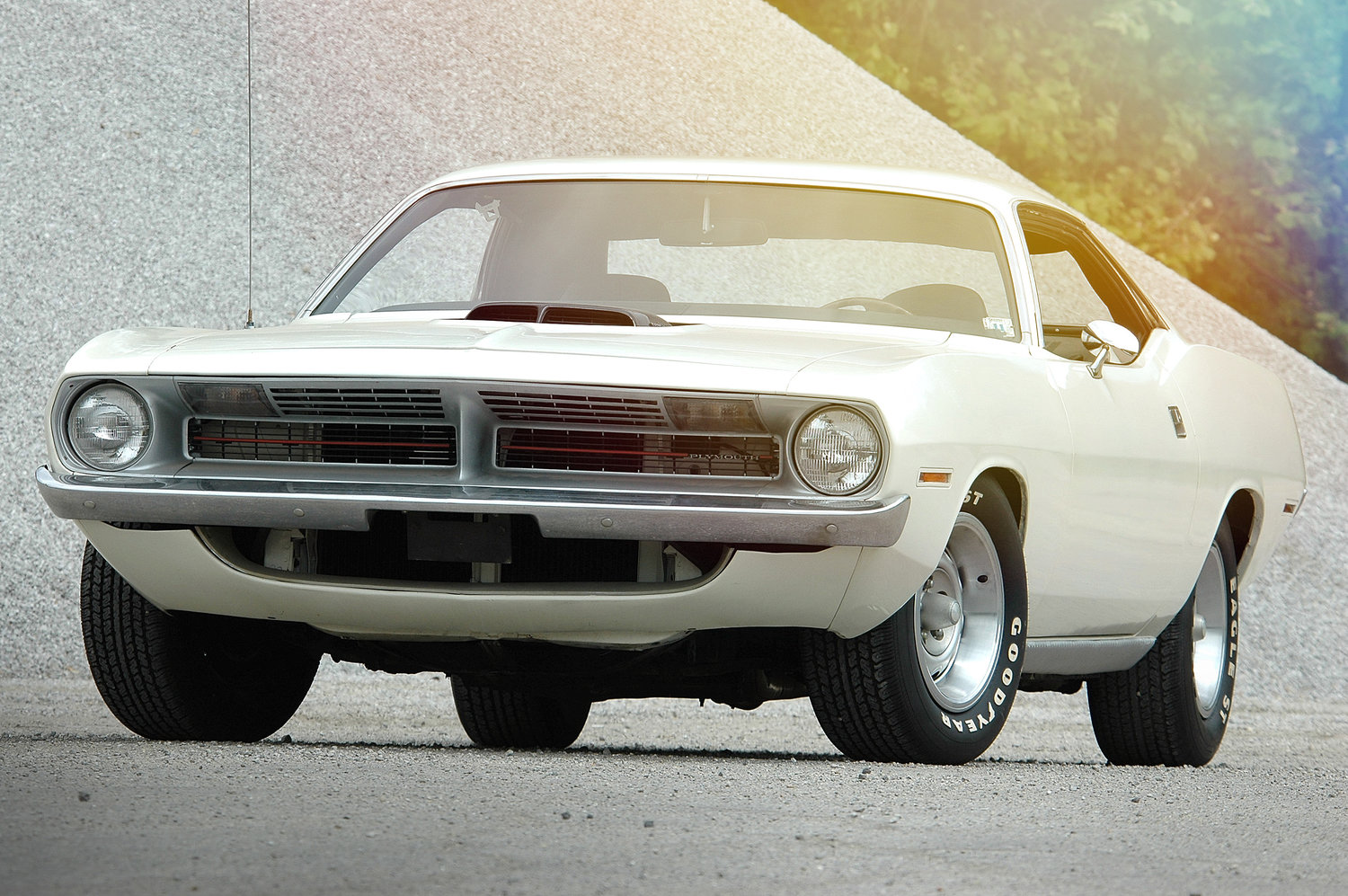 The First Hemi Cuda Ever. FOR SALE