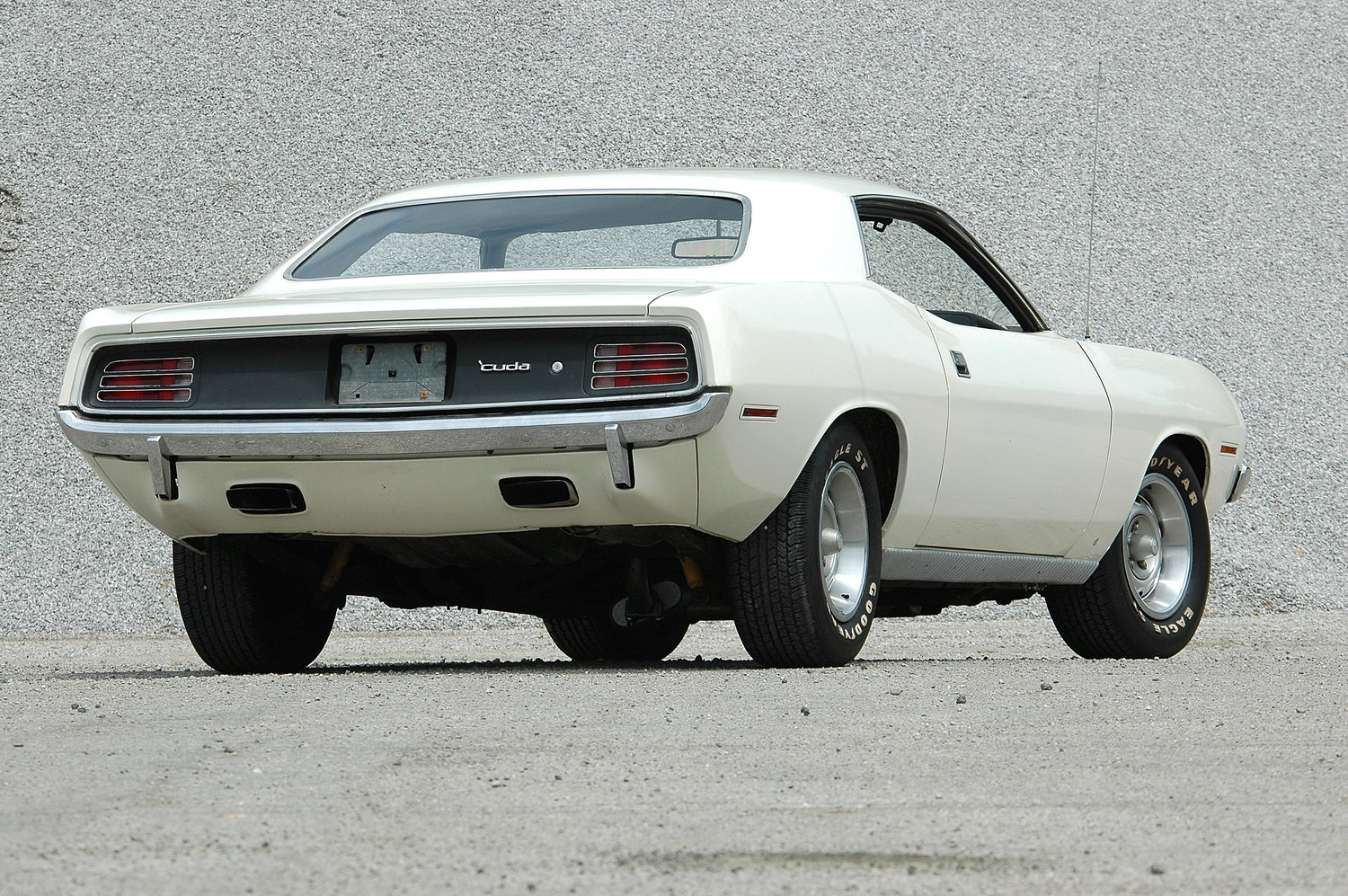 The First Hemi Cuda Ever For Sale