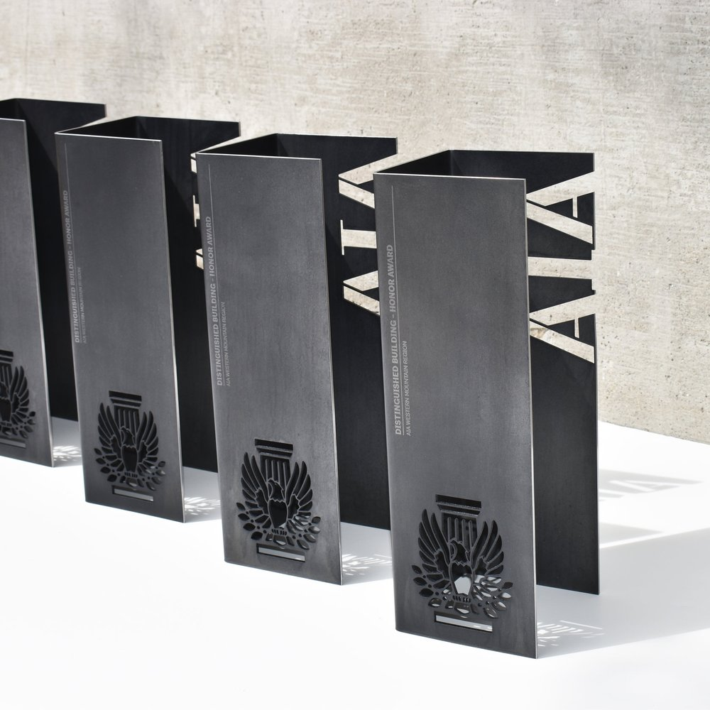 AIA Recognition: Trophy Series 2.0