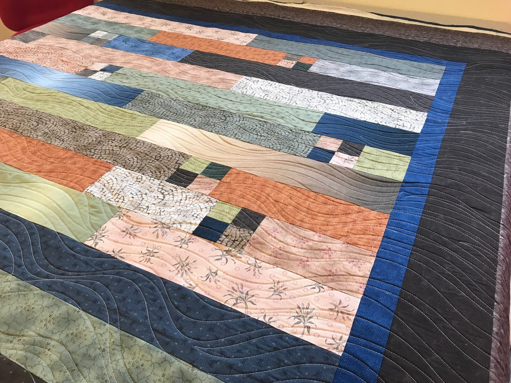 """ Lines in the Sand ""  