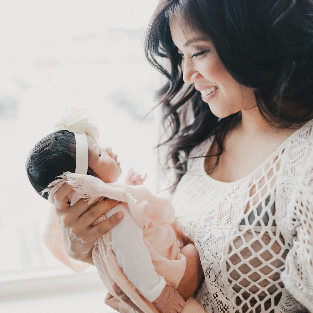 - babies + families