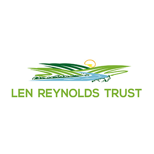 Len Reynolds Trust   We're proud to be supported by the Len Reynolds Trust.