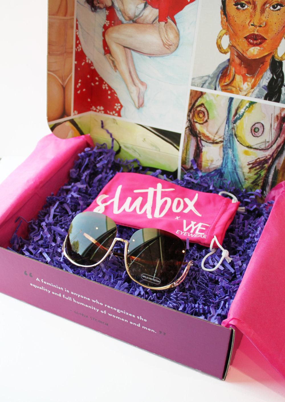 Slutbox Collaboration