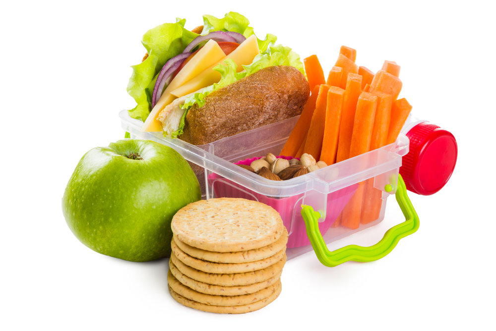 Nutritious Delivered School Lunches