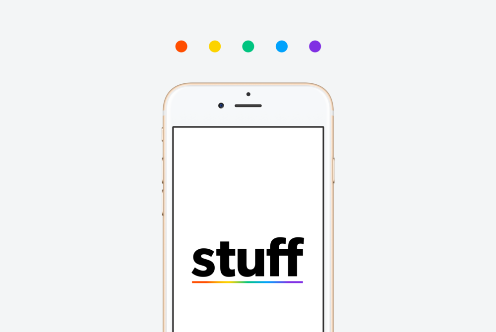 Stuff and Stuff-Fibre logo redeisgn