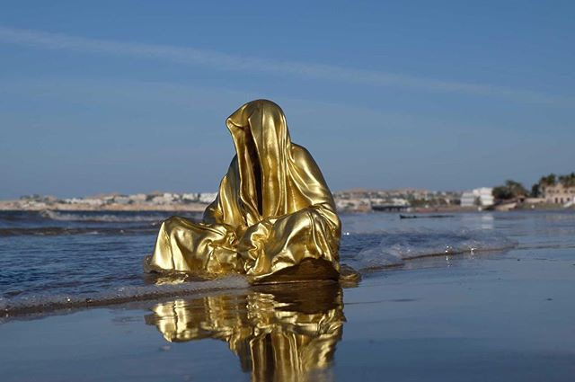 Me at the beach today.. #ManfredKielnhofer #GuardiansofTime