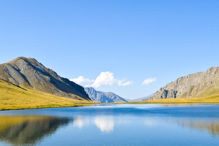 Black Rocks Lake in Lagodekhi National Park requires a 3 day trek.