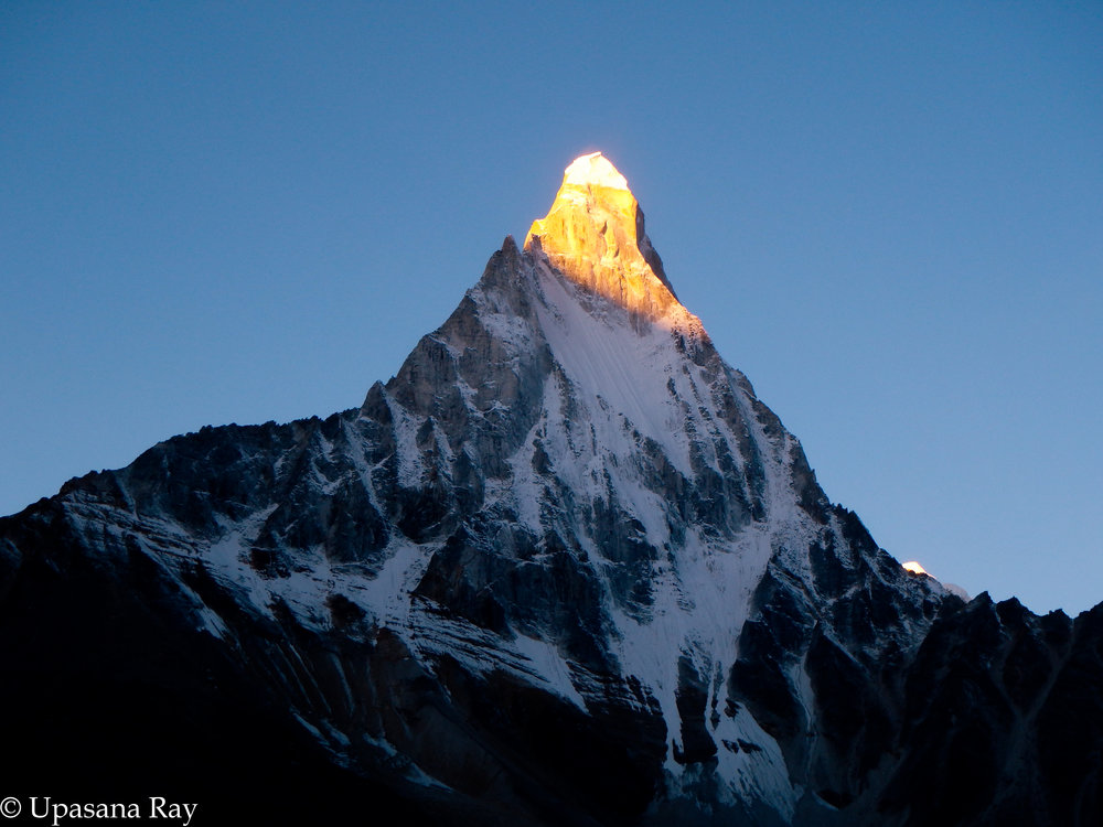 Mt. Shivling