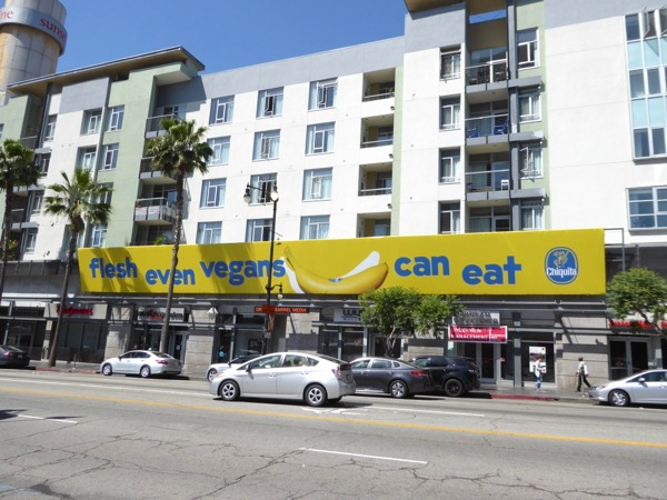 flesh vegans can eat chiquita banana billboard.jpg