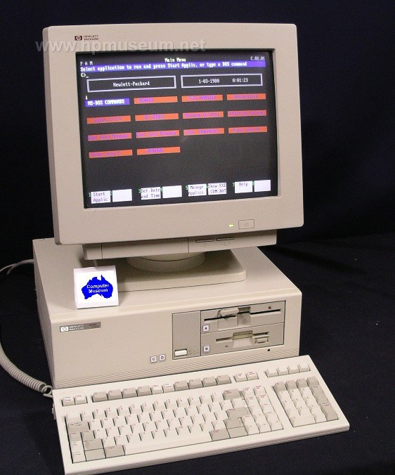 HP Vectra ES/12 For HP Computer Museum