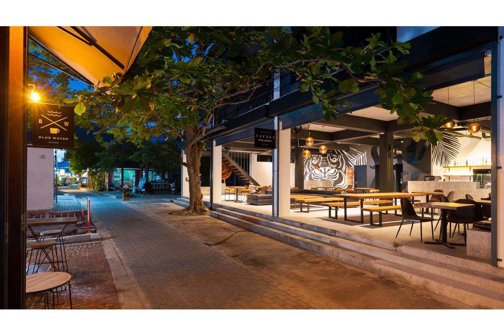 Savage Hostel Koh Tao - Hostel