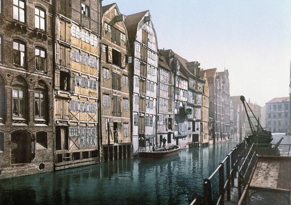 Hamburg, ca. 1900