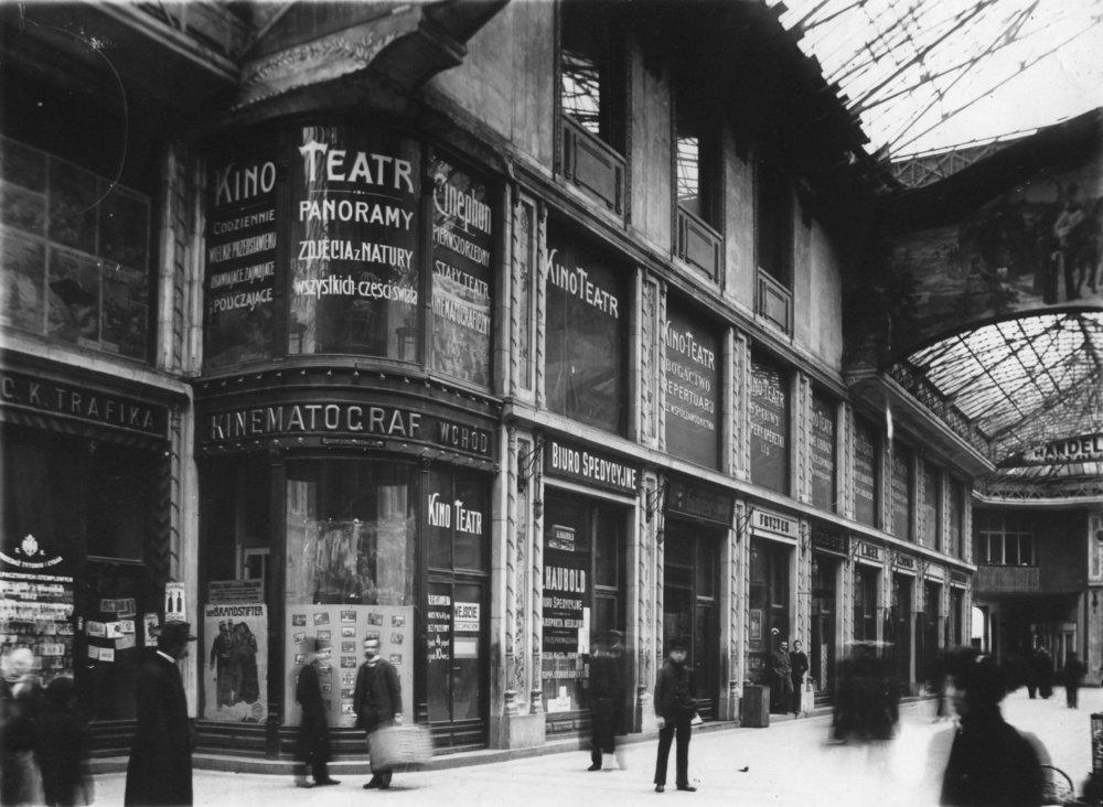 Lviv Passage, ca. 1900