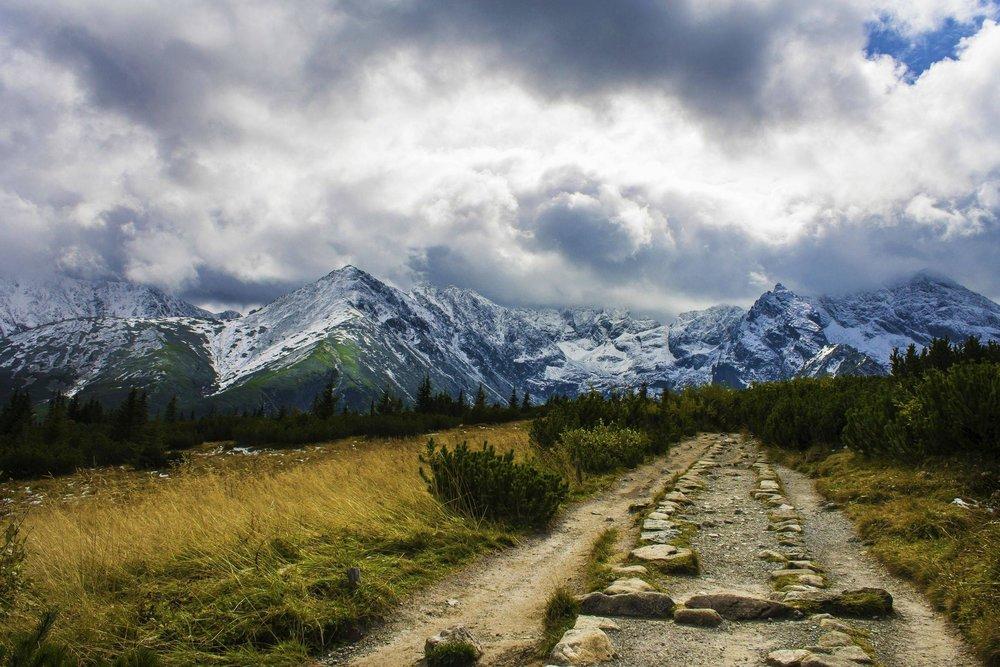 Slovakian Tatras