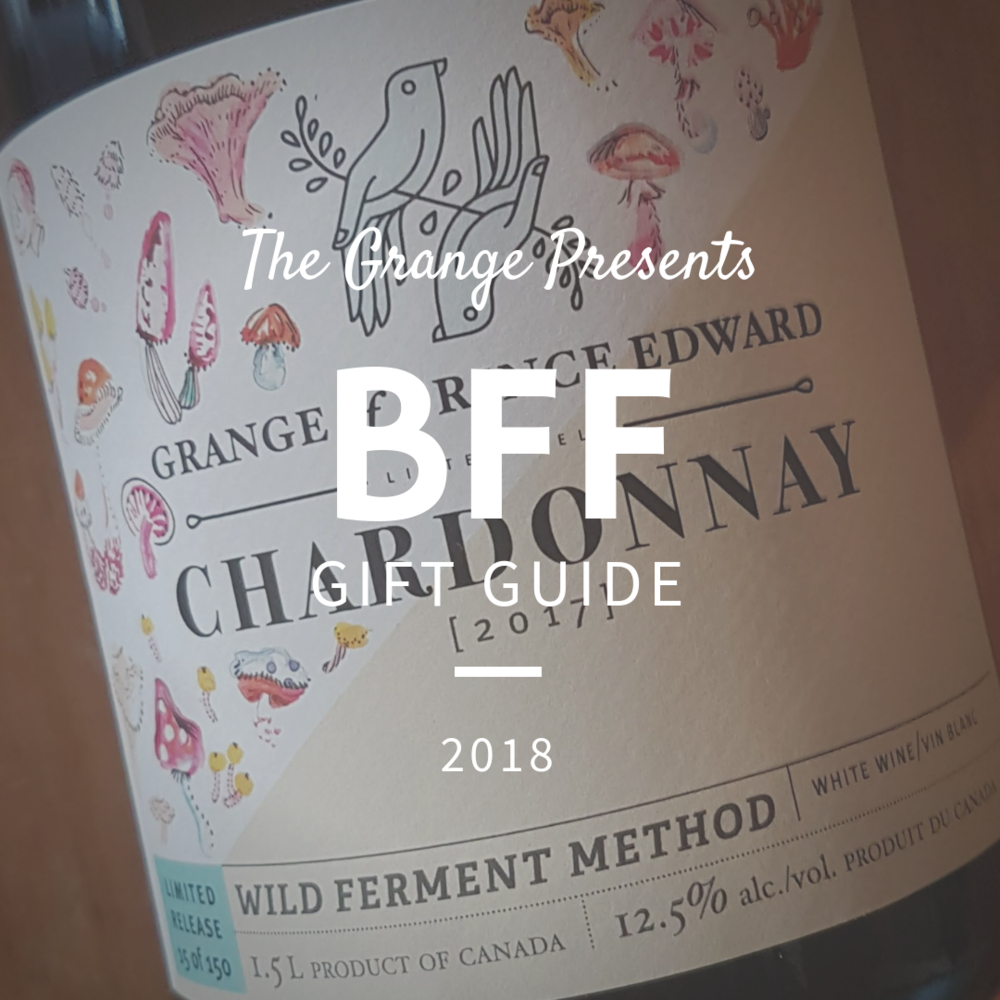 BFF Gift Guide   Give them a gift of a new adventure- plan a weekend in PEC or join a wine club for new things to discover all year long!