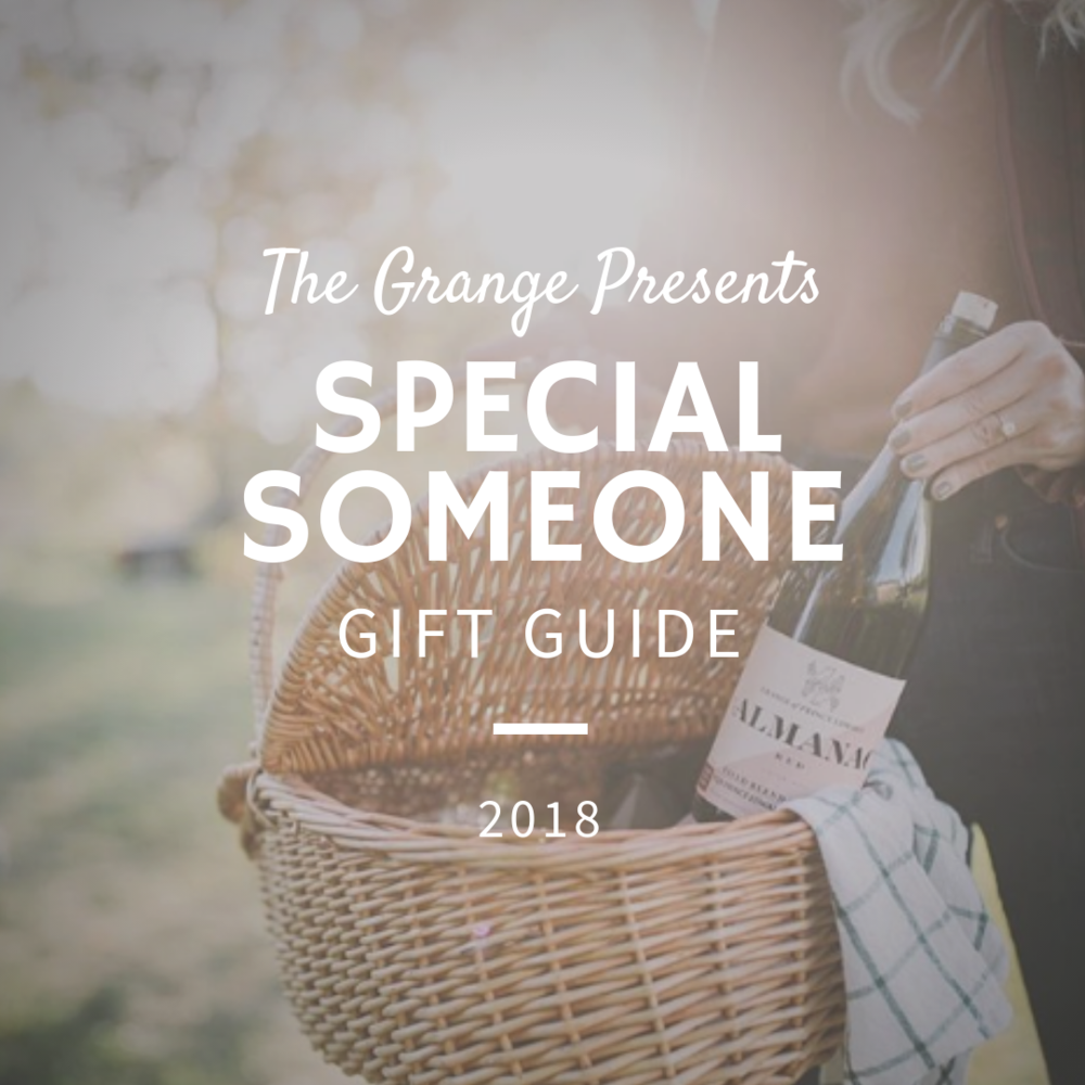 Someone Special Gift Guide   Plan a romantic getaway and package it up in a cute County themed gift box including things to enjoy right away and others to save for the summer weather!