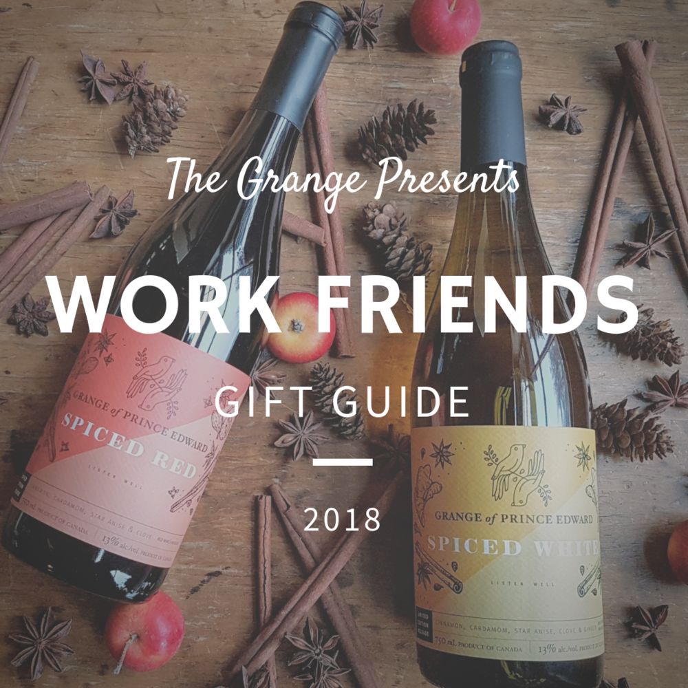 Work Friends Gift Guide   Unique County gifts starting at $25. Perfect for finding something totally different to bring to this years office party!