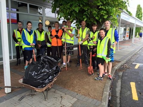 Papakura Clean up 1