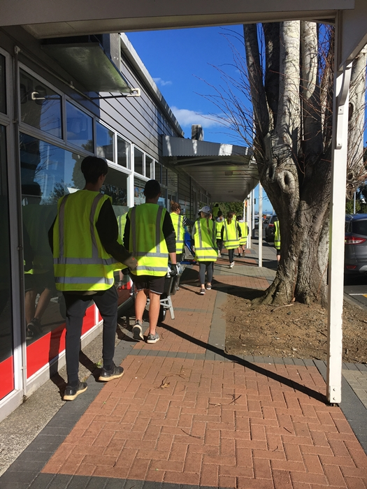 Papakura Town Centre Clean Up