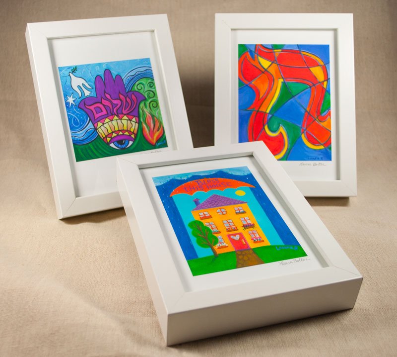 "Mini Art 5 x 7"" Print Reproductions"